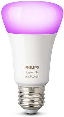 Philips Hue White and Colour Ambience Single E27/B22 Bulb - 16 Million Colours image 2
