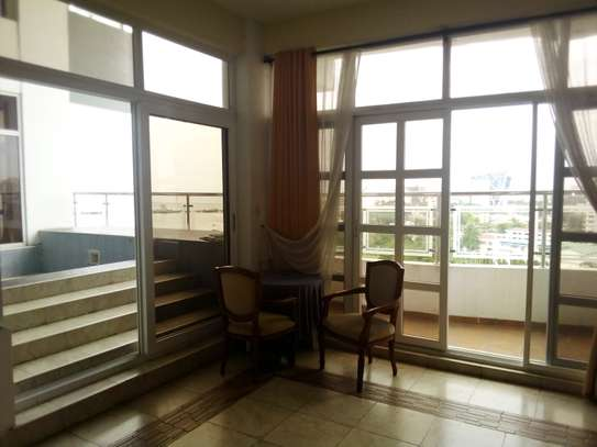 LUXURY 4 BEDROOM PENTHOUSE FOR RENT WITH JACUZZU AND SEA VIEW AT UPANGA image 4