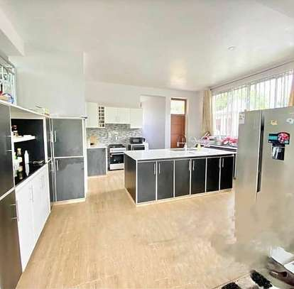 4 bed room  big house for rent at goba image 2