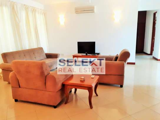 Specious 2 Bedroom Apartment In Masaki