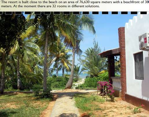 Lodge For Sale in Tanga Region image 7