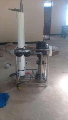 Reverse osmosis water system image 1