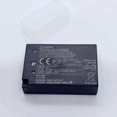 Canon LP-E17 Lithium-Ion Battery Pack (7.2V, 1040mAh) image 6