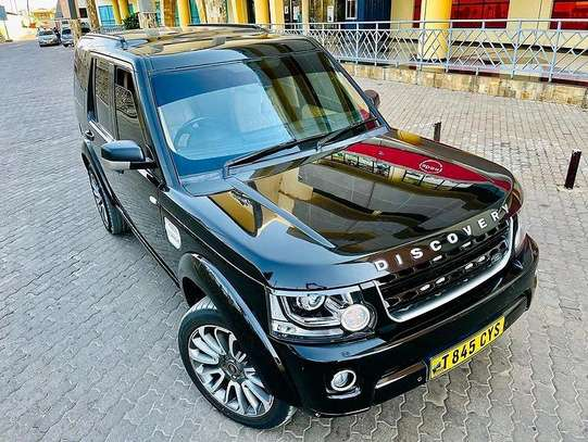 2016 Land Rover discovery image 6