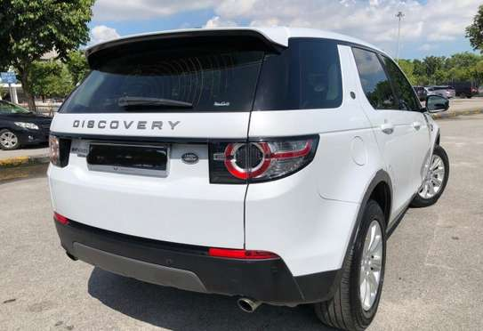 2015 LAND ROVER DISCOVERY SPORT USD 20,000/= UP TO DAR PORT TSHS 73MILLION ON THE ROAD image 3