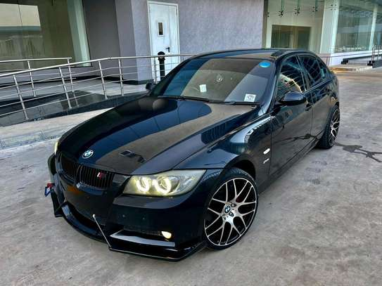 2013 BMW 3 Series image 7