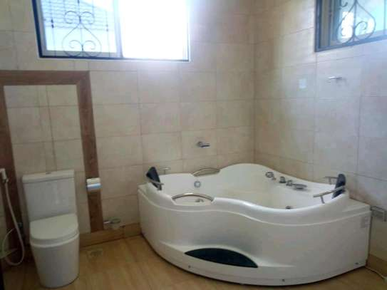 AN EXECUTIVE STANDALONE HOUSE IS FOR RENT NEAR SHOPPERS PLAZA MBEZI BEACH image 9