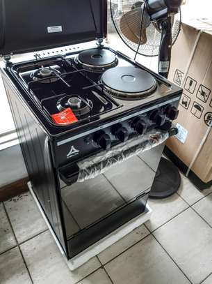 Delta 2Gas + 2Electric Cooker image 1