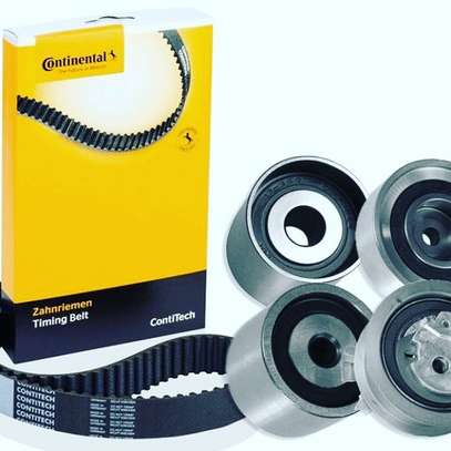 V-belts, Ribbed Belts, Timing Chain and Belts, Pulleys and Tensioners
