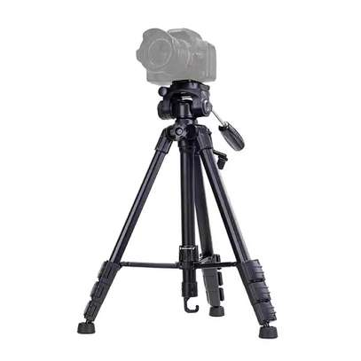 YUNTENG VCT-690 Professional Tripod with Carrying Bag for SLR Camera image 3