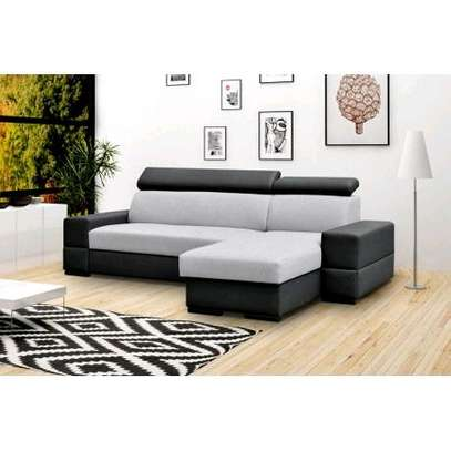 Quality L in shape Sofa