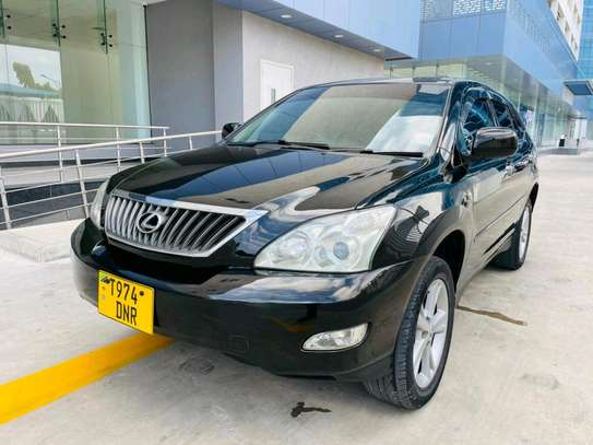 2008 Toyota Harrier image 1