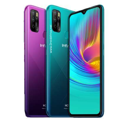 Infinix Hot 9 Play kwa 230,000/= image 1