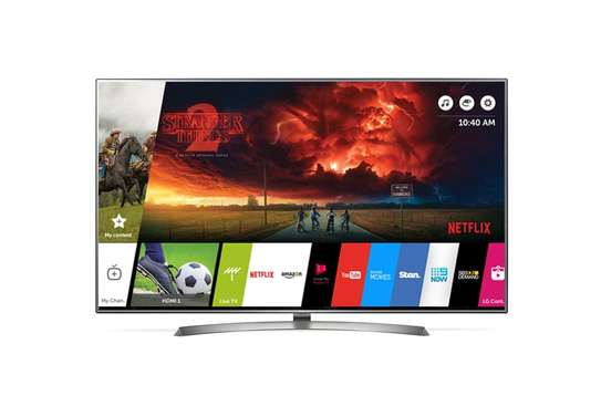 LG 60 Inch 4K Ultra HD LED Smart TV image 1