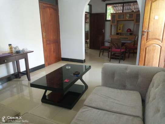 2bed house in the compound at masaki $600pm image 4