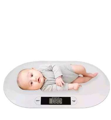 Electronics baby weight scale image 1