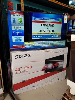 STAR X 43 FULL HD TV image 1