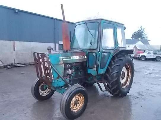 1978 Ford 6600 2WDTRACTOR image 2