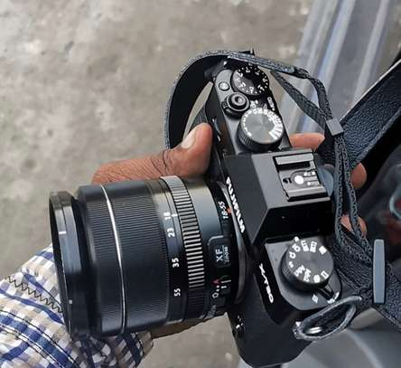 FujiFilm X T30 With Lens