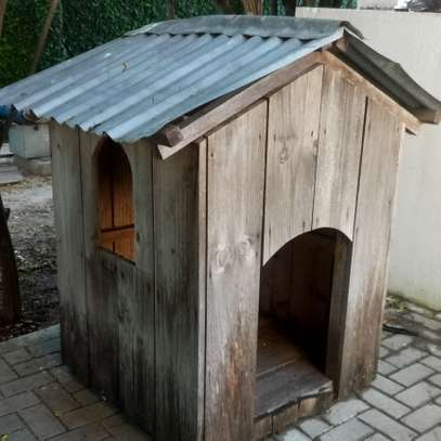 Dog House - wooden