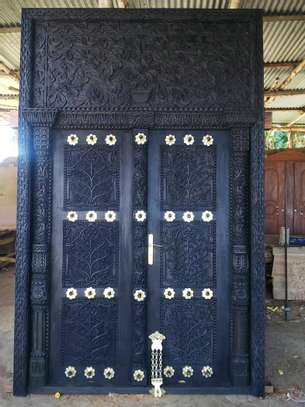 Zanzibar doors & carved furnitures image 6