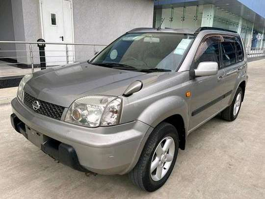 2002 Nissan X-Trail image 5