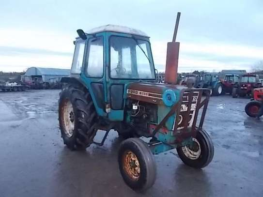 1978 Ford 6600 2WDTRACTOR image 1