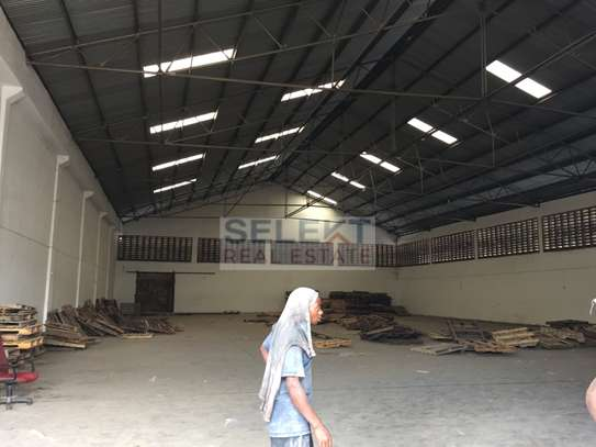 3700Sqm warehouse Along Pugu Road image 1