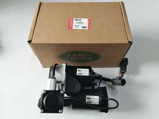 Land Rover Air Suspension Compressor