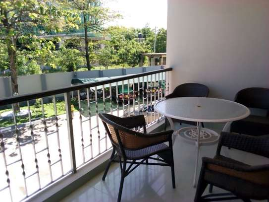 2bed apartment at mikochen furnished  tsh 1,700,000, image 2