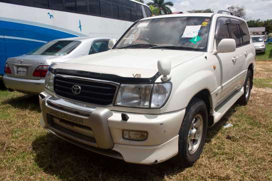 1998 Toyota Land Cruiser VX V8