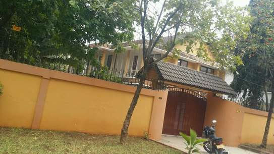 a standalone house is for rent at mikocheni a very cool neighbour hood