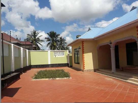 3 Bedroom House at  Kigamboni