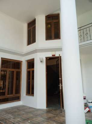 4bed house  at msasani  nice swimming pool image 12