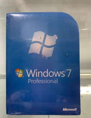 Genuine Windows 7 Professional X86 (32-Bit) and X64 (64-Bit)