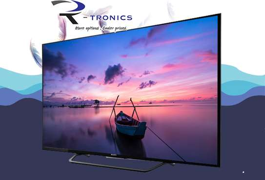 Sony Bravia (49 Inches) Full HD Android Smart LED TV (49W8000F) image 2