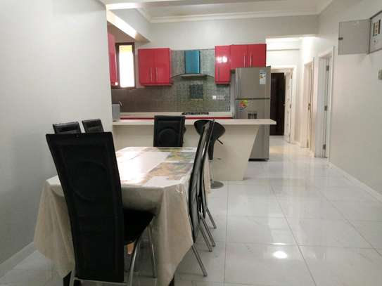 Apart ( UPANGA ) for rent fully furnished image 3