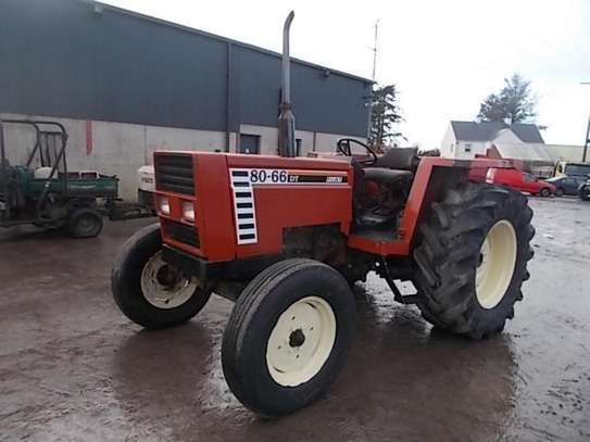 1995 Fiat 80 66 2WD TRACTOR image 1
