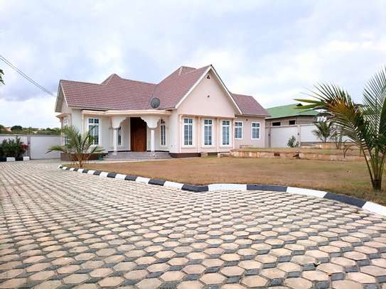 Modern house for sale at madale image 1