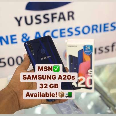 """SAMSUNG A20s GB 32 """"SPECIAL OFFER"""