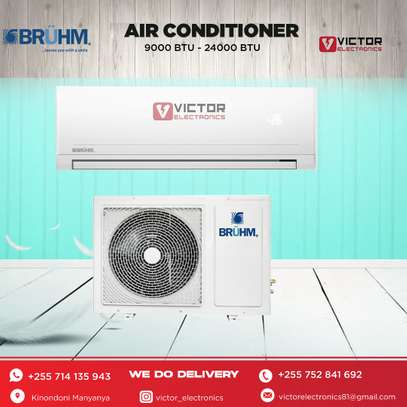 BRUHM AIR CONDITIONER BTU 9000