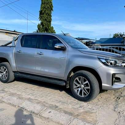 2018 Toyota Hilux image 6