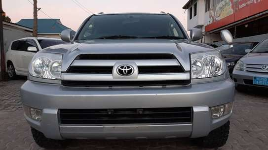 2005 Toyota Hilux Surf