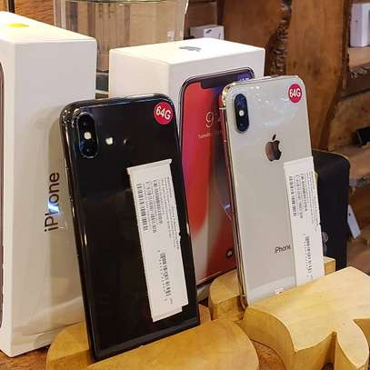 iPhone X all colour available