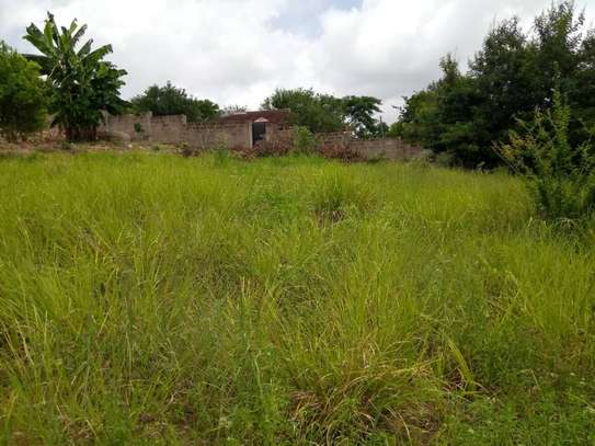 plot for sale goba near msakuzi road. image 6