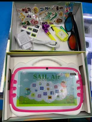 NEW BRAND KIDS LEARNING TABLETS image 2