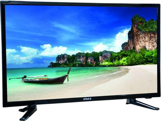 "Star X LED TV - 32"" Black With a Free Wall Bracket image 4"