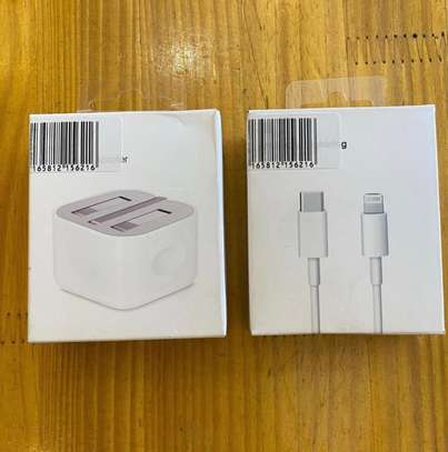IPHONE USB POWER ADAPTER 20W image 1