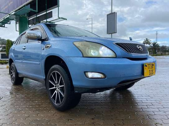 2003 Toyota Harrier image 6