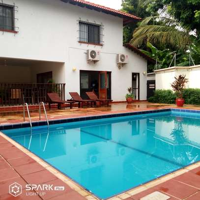 4Bedroom Villa to Let in Oysterbay